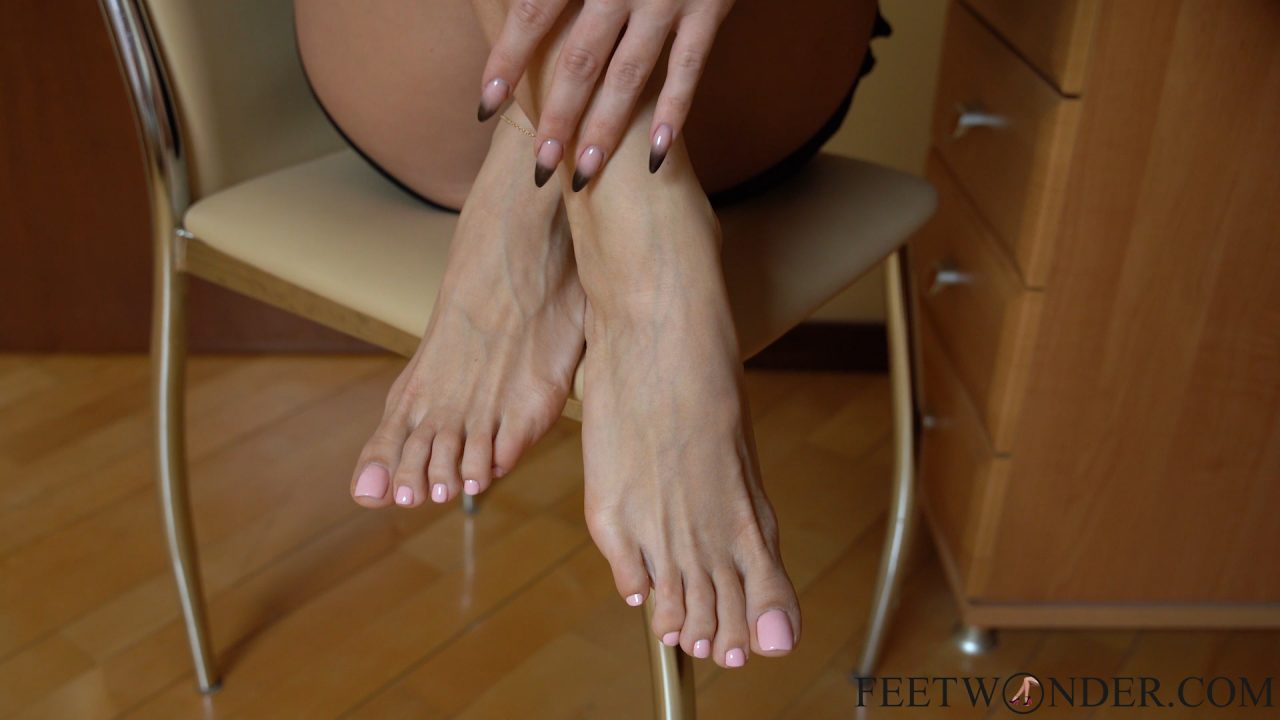 perfect toes