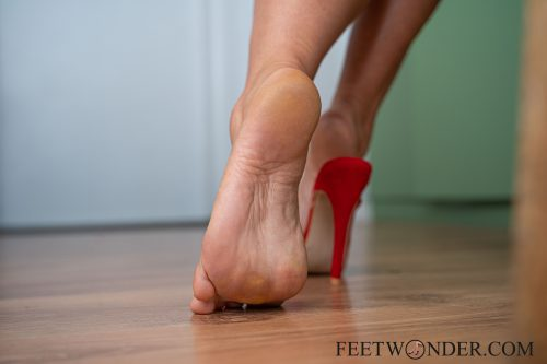 Sexy Female Soles And Toes-60
