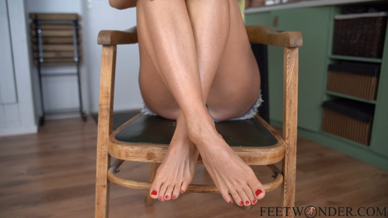 Sexy Girls Toes