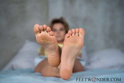 Sexy Female Soles And Toes-32