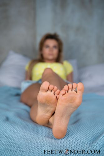 Sexy Female Soles And Toes-37