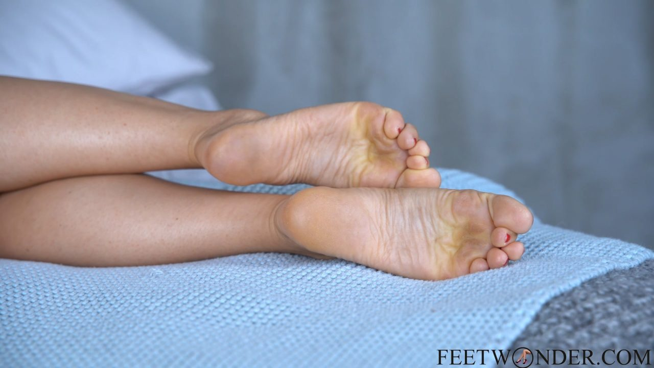 perfect soles toes