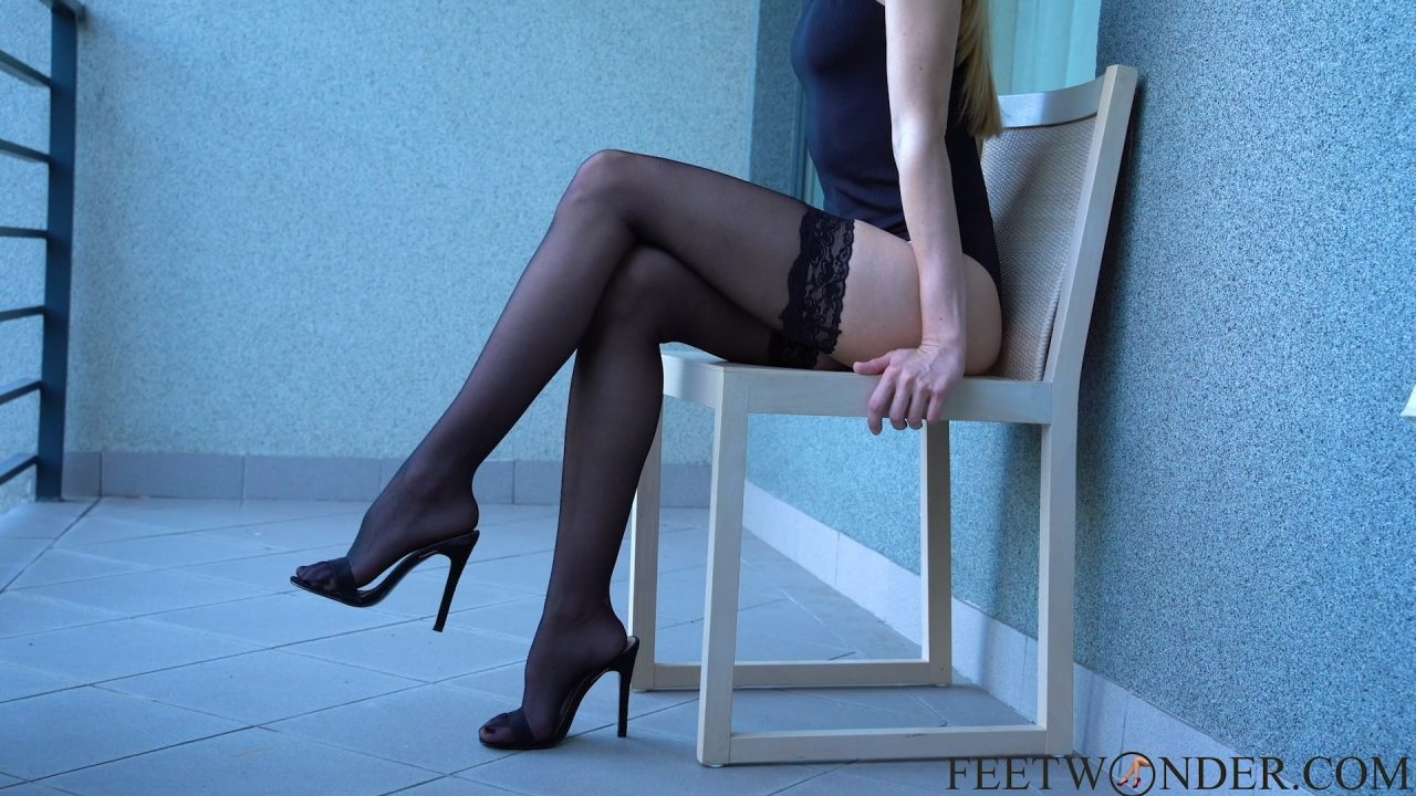Long Legs And Stockings