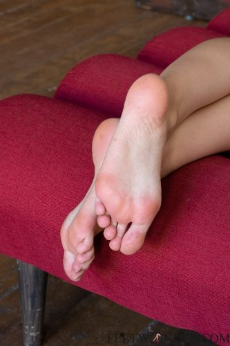 Teen Sexy Soles And Feet-