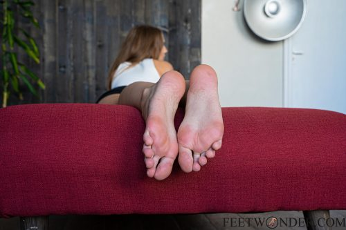 smelly soles and feet
