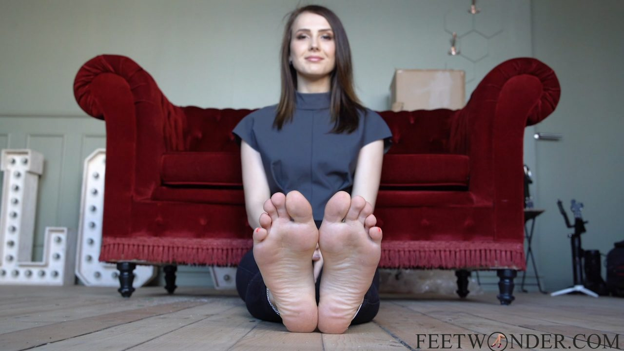 Beautiful Young Soles