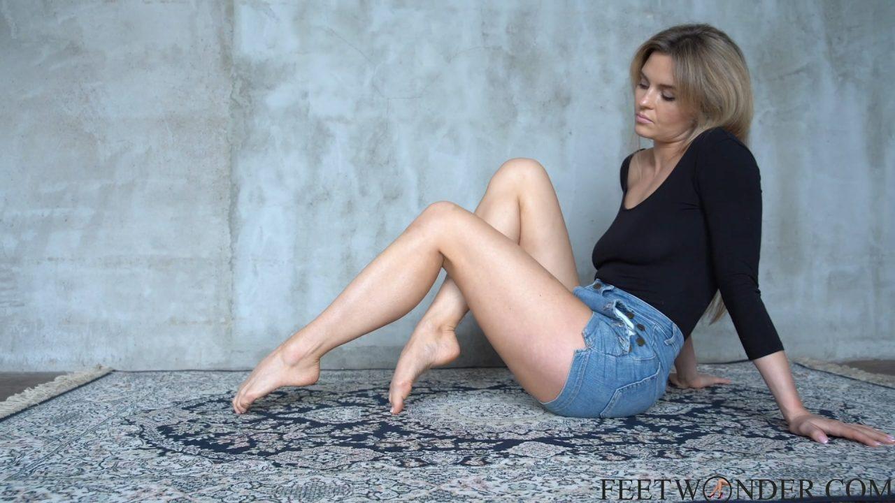 female legs and feet