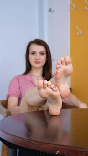 Feet Model Emily And Her Soles-06049