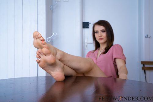 Feet Model Emily And Her Soles-06057