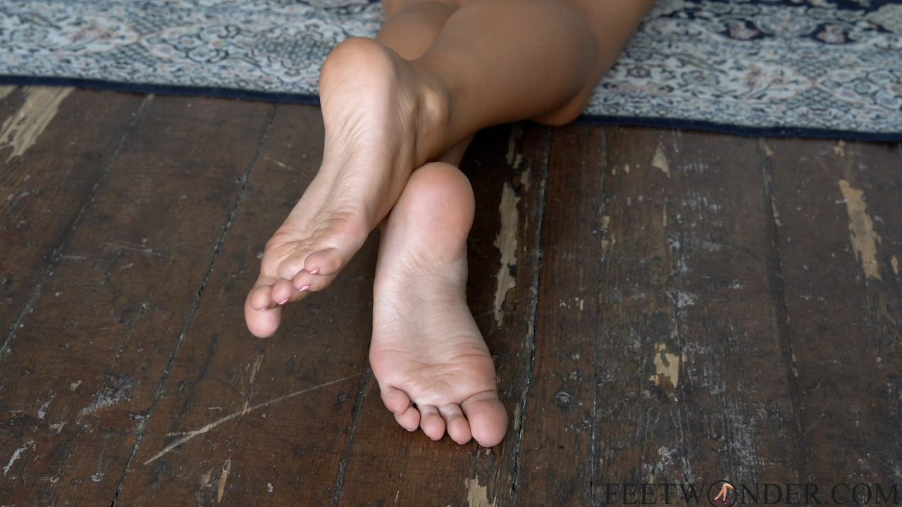 Wrinkled Feet And Soles