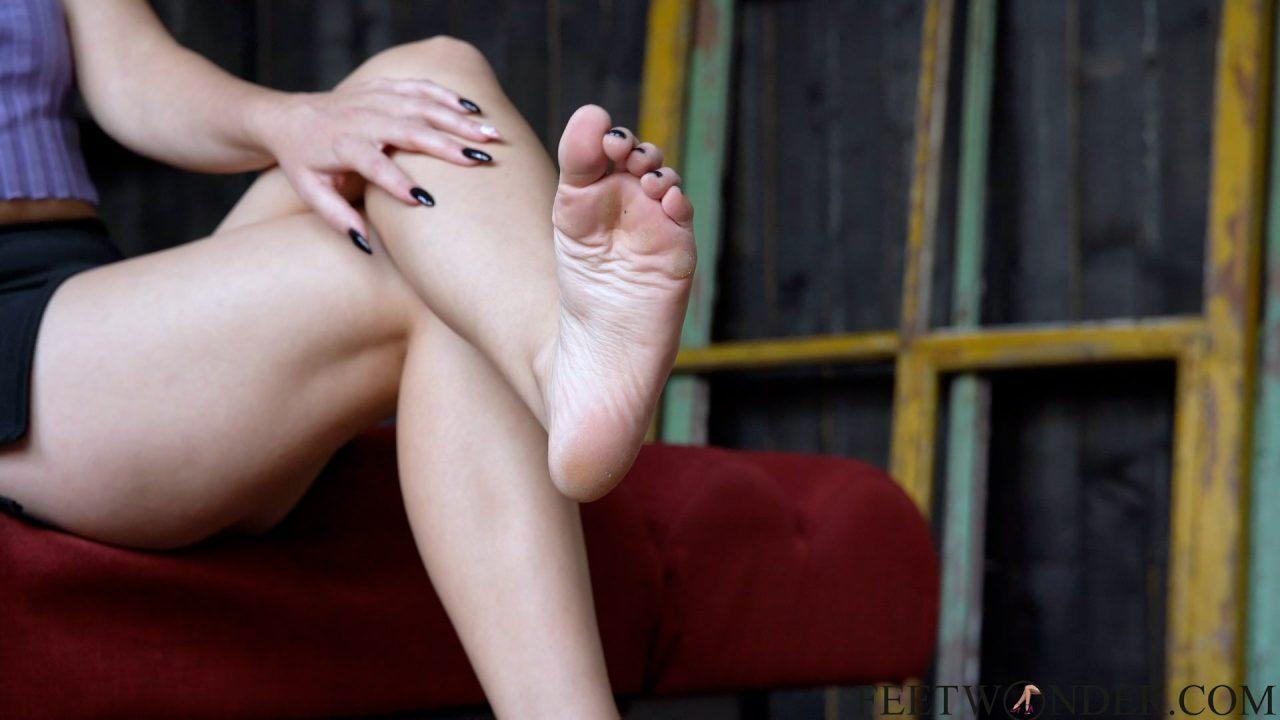 barefoot soles