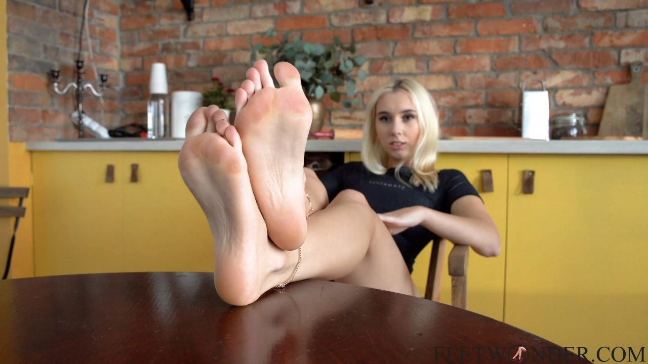 Sweet Feet And Soles