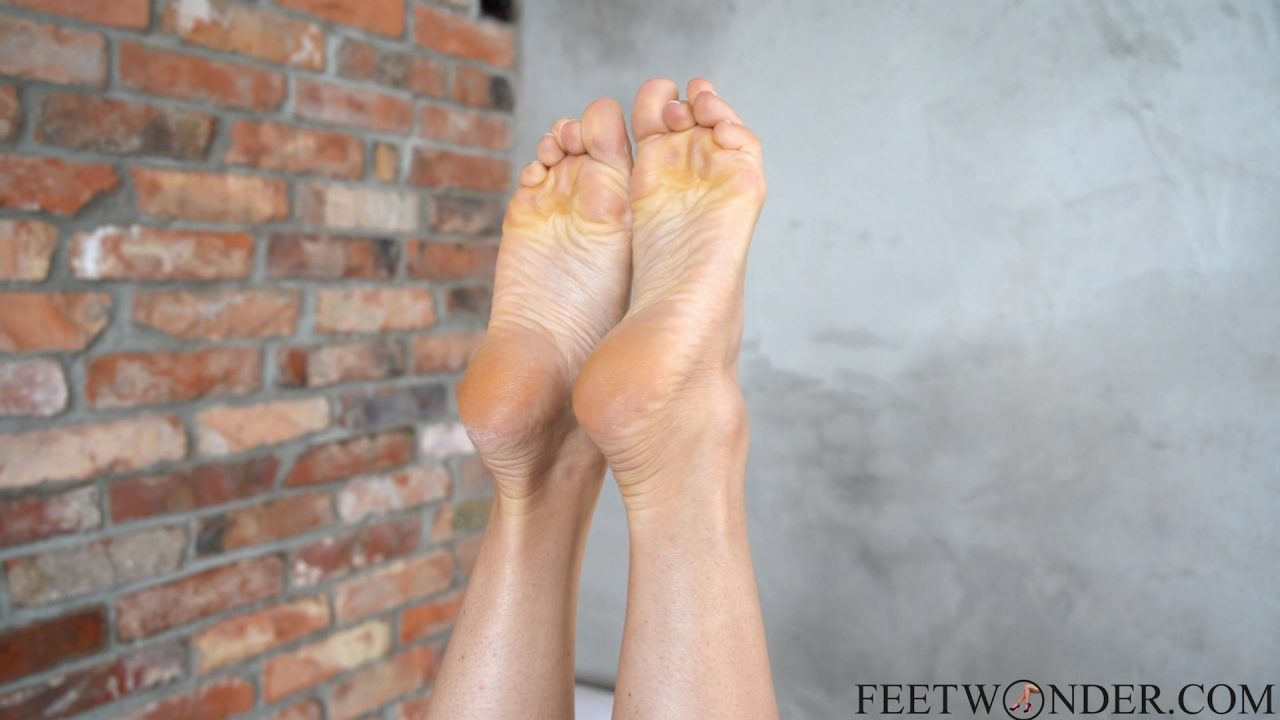 soft soles and pretty toes