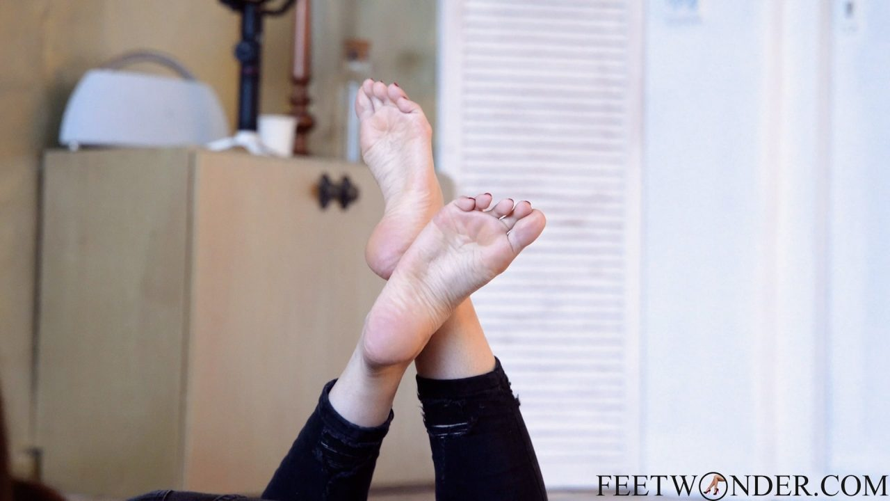 Asian feet and soles