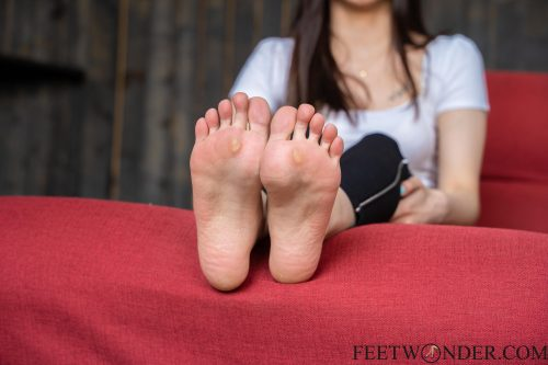 Sexy Asian Soles