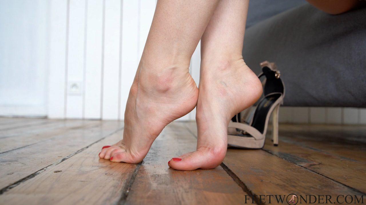 small cute feet